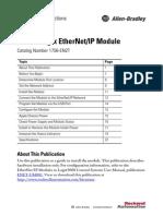 1756-In603 EthernetIP Module
