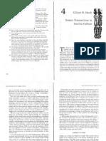 Semen Transactions in Sambia Culture by Gilbert Herdt