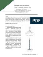 Burj Dubai Structural Systems