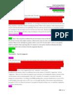 DOC 6A & 6B Post Unfair Grading Concerns