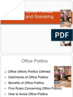 Politics in Office