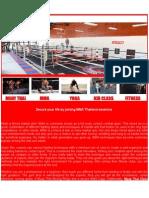 Superprosamui - MMA Koh Samui