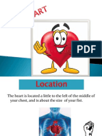 Powerpoint the Heart