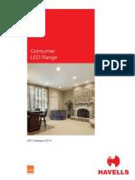Havells Consumer LED Catalogue 2014