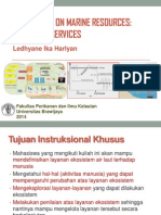 Ecosystem Services Kuliah