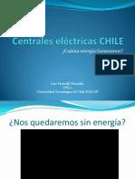 Centrales Eléctricas CHILE