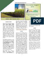 RuralNaukri Newsletter August2014