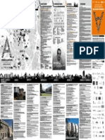 Folleto Semana de la Arquitectura 2014