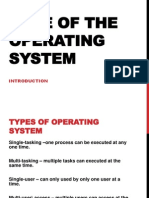 role of operating system