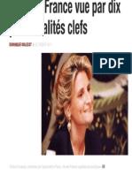 L'Ile-de-France vue par dix personnalités clefs