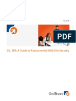 A Guide to Fundamental Website Security