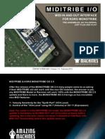 Miditribe Io Manual 20120218