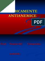 MEDICAMENTE ANTIANEMICE