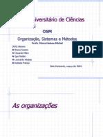 OSM Organizacoes