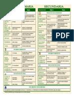 Folleto Cursos Salud y Consumo2014-15