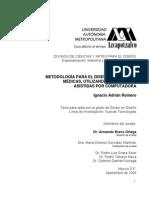 Metodología Para El Diseño de Protesis