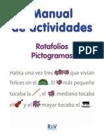 Manual de Actividades Pictograficos