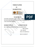analysis of fmcg companies