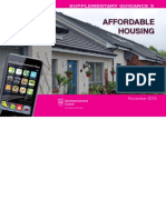 CD039 Proposed Supplementary Guidance 5 - Affordable Housing (November 2013)