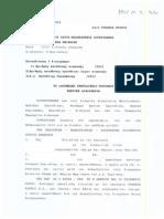 Πολ. Πρωτ. Κορίνθου 184/2014 (τακτική)