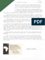 Baughman Don Marianne 1987 Nigeria