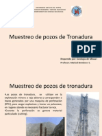 Muestreo de Pozos de Tronadura-Final