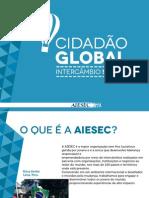 Cidadão Global AIESEC Rio de Janeiro