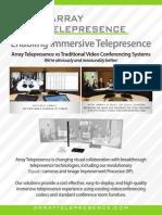 Array Overview for Integrators and Pro-AV