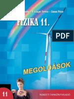 Fizika 11 Tankönyv Feladatainak Megoldásai