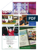 School Open Houses - Fall 2014, WKT