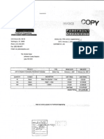 February Supplemental Invoice
