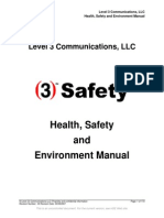 Level3 Safety Manual