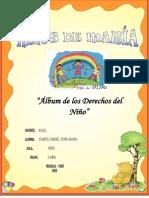 Álbum de Los Derechos Del Niño