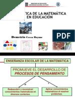 Educacion Matematica en La Escuela Ccesa007
