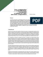 10 Los Indices Compuestos de Competitividad Corrupcion y Calidad de Vida