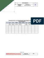 CPNS-CAL-P-001 Procedimiento de Compras y Almacenamiento