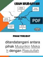 Perjanjian Hudaiyah Tahun 6 2013