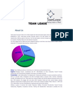 Team Lease Pvt Ltd.