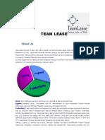 Team Lease Pvt Ltd.