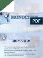 Monocitos y Trombocitos Dr Roldan