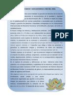 1098 -2006 Ley de Infancia y Adolescencia