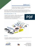 DAPmini Server Brochure