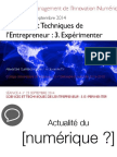 Séance 4 - Sciences & Techniques de l'entrepreneur 3