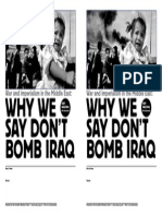 Dont Bomb Iraq SWP Mtg A5