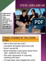 Steve Jobs and Me2 Final