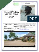 Hommage à MBelleng BOP PDF
