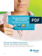 Allstate Accident Plan for Employees