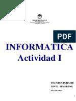 Actividad Nº 1 - Virtual - Encuesta Online