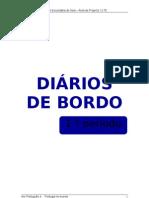 DIÁRIOS DE BORDO