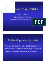 Classification Des Gastrites